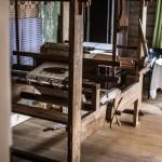 Pastovi etnografinė ekspozicija skirta lino perdirbimui ir tradiciniam audimui