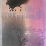2013.08 – 2013.11 Menininkų Janio ir Ievos Spalvinšų (Latvija) akvarelės paroda