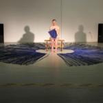 2012.05 – 2012.08  Menininkės, performansų kūrėjos Vaidos Tamoševičiūtės (Kaunas) tapybos darbų paroda